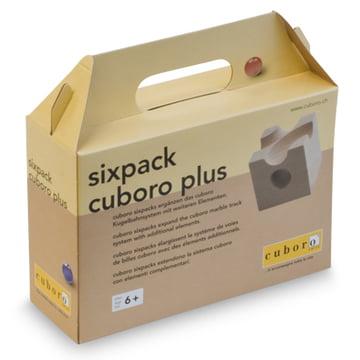 Sixpack plus Zusatzkasten von Cuboro