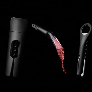 Menu - Blade Twist Korkenzieher, schwarz