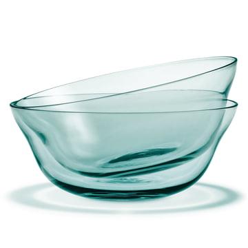 Holmegaard - Future Schale Ø 13cm, aquamarin