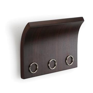 Umbra - Magnetter Schlüsselbrett, espresso