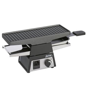 Spring - Raclette 2+ Basismodul, schwarz