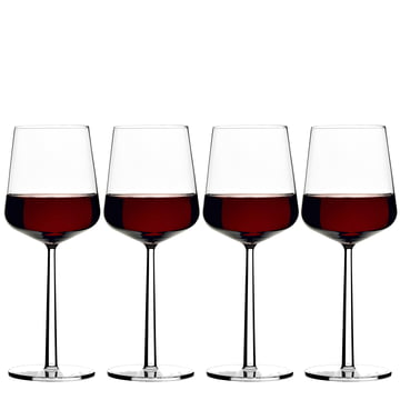 Iittala - Angebots-Set: Essence Rotwein - Gläser