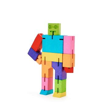 areaware - Cubebot, micro, bunt