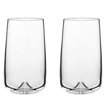 Normann Copenhagen - Long Drink Glas, 2er-Set