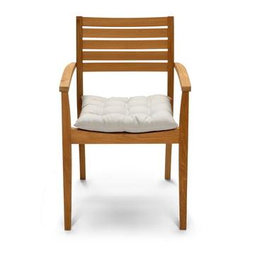 Skagerak - Kapok Kissen mit Stuhl, sand