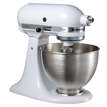 KitchenAid - Classic Küchenmaschine, weiß