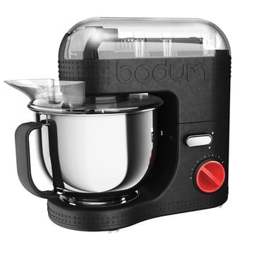Bistro elektrische Küchenmaschine 4,7 l von Bodum in Schwarz