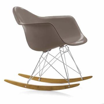 Vitra - Eames Plastic Armchair RAR, mauve grau