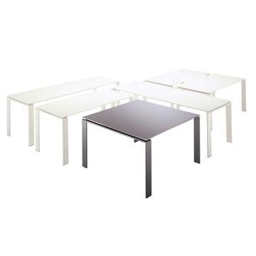 Kartell - Four Tisch - verschiedene Größen und Farben