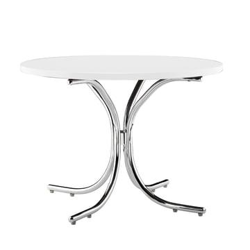 Modular Tisch Ø 50 x H 36 cm von Verpan in Weiß