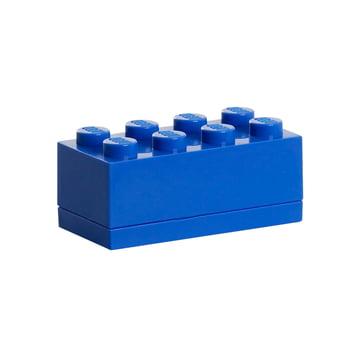 Lego - Mini-Box 8, blau