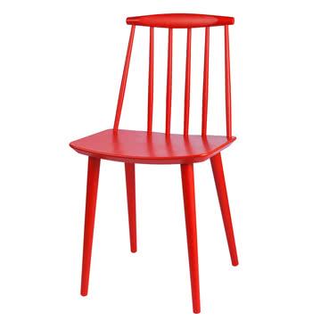 Hay - J77 Chair, rot