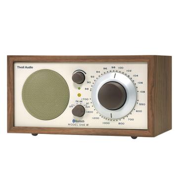 Tivoli Audio - Model One BT, walnuss/ beige