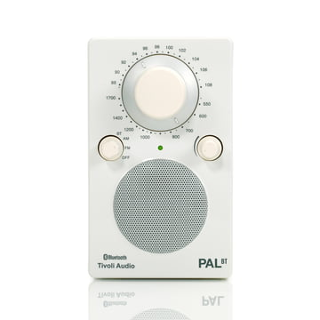 Tivoli Audio - Model PAL BT, weiß / weiß