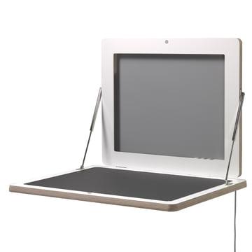 Müller Möbelwerkstätten - Workframe, weiß / Linoluem