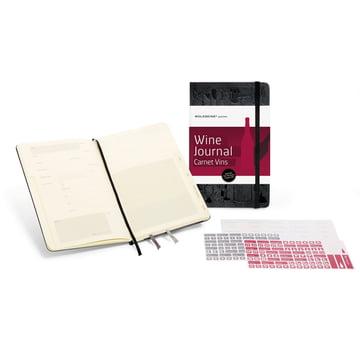 Moleskine - Passion Journal, Wein