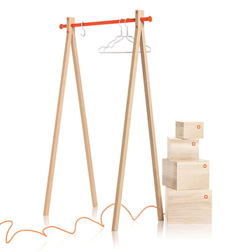 Nomess - Dress-Up, Esche, orange, 90 cm mit Balsa Boxen