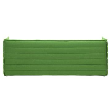 Vitra - Alcove Plume Sofa, grün - Rückseite