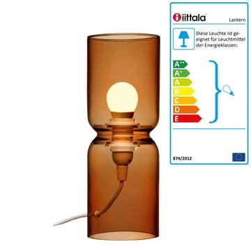 Iittala - Lantern Leuchte 250 mm, Kupfer
