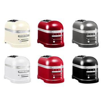KitchenAid - Artisan Toaster 5KMT2204E, 2 Scheiben - Farben