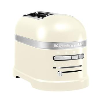 KitchenAid - Artisan Toaster 5KMT2204E, 2 Scheiben, creme