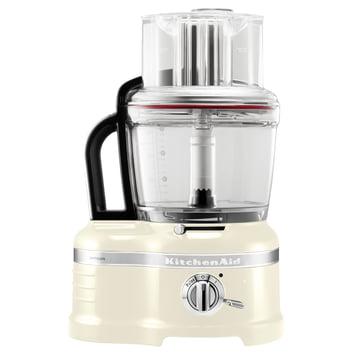 KitchenAid - Artisan Food Processor, 4,0 L, creme