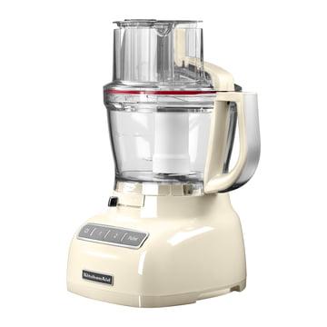KitchenAid - Food Processor, 3,1 L, creme