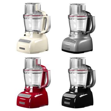 KitchenAid - Food Processor, 3,1 L - Farben