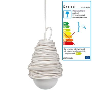 Kraud - Super-Light Classic, white