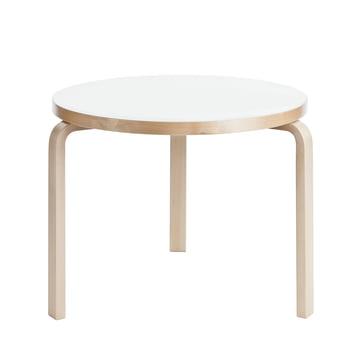 Artek - Tisch 90B weiß