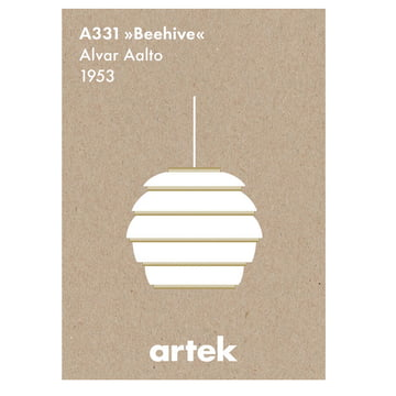 Artek - Icon Poster - Beehive