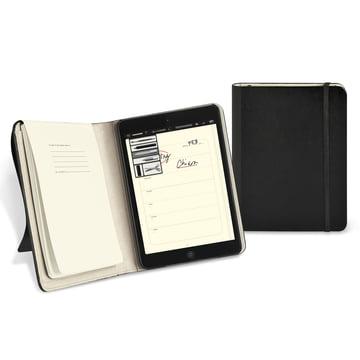 Moleskine - iPad mini Cover - offen und geschlossen