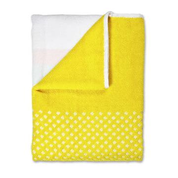 Hay - Bath Mat, autumn yellow - zusammengelegt, oben