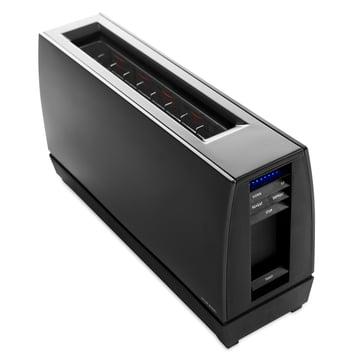 Jacob Jensen - One Slot Toaster II, schwarz