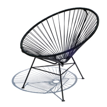 OK Design - The Condesa Chair, schwarz