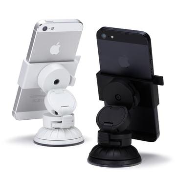 Just Mobile - Xtand Go iPhone 5, schwarz, weiß