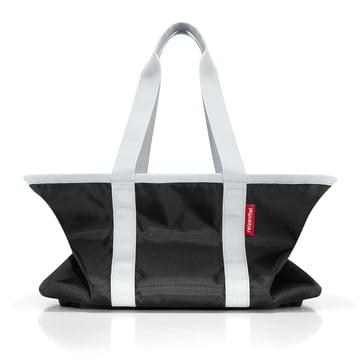reisenthel - mini maxi basket, black - beim Zusammenfalten