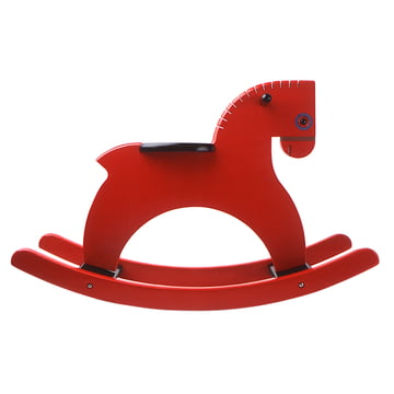 Playsam - Rocking Horse, rot