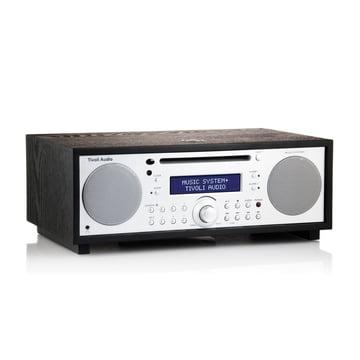 Tivoli Audio - Music System+ BT, schwarz / silber - Seite