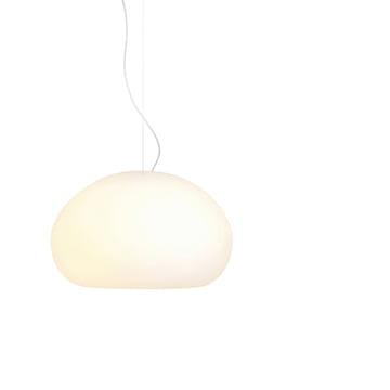 Fluid Pendelleuchte Ø 23 cm von Muuto in Opalweiß