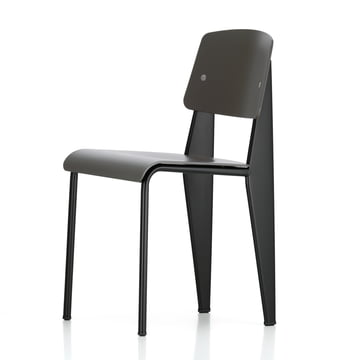 prouv standard sp chair von vitra. Black Bedroom Furniture Sets. Home Design Ideas