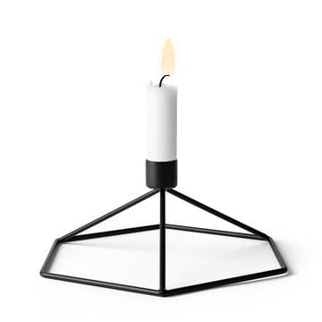 Menu - POV Tisch-Kerzenhalter, schwarz
