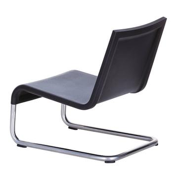 Vitra - .06 Sessel, schwarz / Rückseite