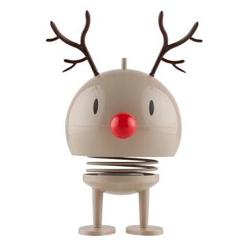Hoptimist - Rentier Bumble Rudolf, groß