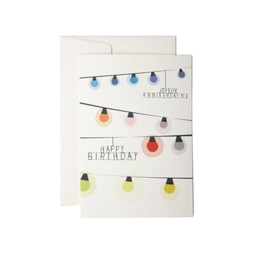 pleased to meet - Birthday lights Frei