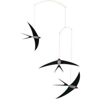 Flensted Mobiles - Schwalben Mobile