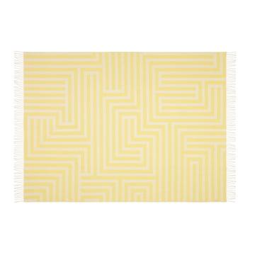 Vitra - Girard Wolldecke, Maze Pattern - Vorderseite