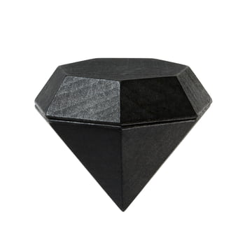 Areaware - Diamond Box, schwarz