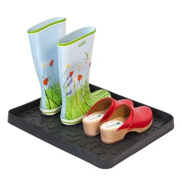 Tica Copenhagen - Shoe and Boot Tray, M, footwear - mit Schuhen