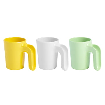 Ole Jensen - Cup II - Gruppe, Farben